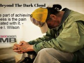Look Beyond The Dark Cloud
