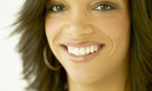 black woman smiling500