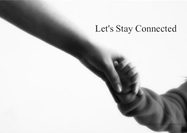 Let's stay connected