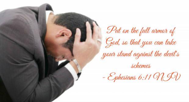 Ephesians 6 v 11