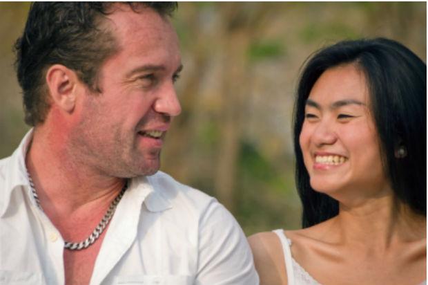 Happy couple ID-10029355