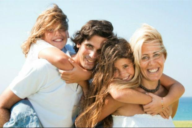 Family enjoying life (photo courtesy: Freedigitalphotos.net)