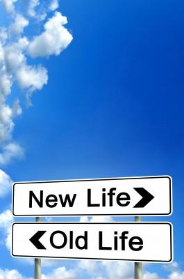 start living a new life
