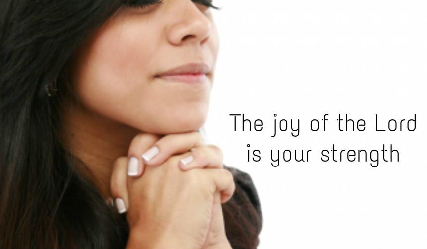 prayer for strenght