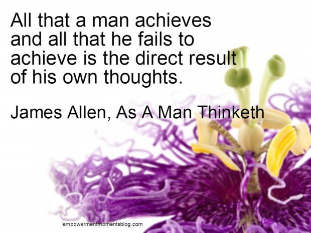 James Allen Quote