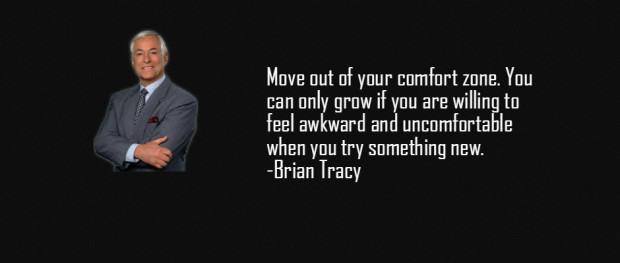 Brian Tracy quote on risk taking