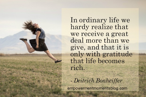 18 Most Memorable-Gratitude Quotes to Live By