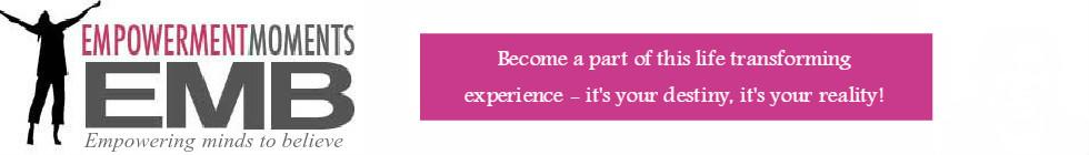Empowerment Moments Blog