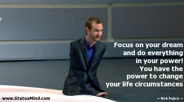 Nick Vujicic Quotes-That Will-Inspire You To The Max