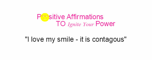 Positive affirmations to ignite-your-power