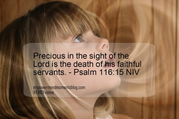 You-Are Precious In The Eyes Of God