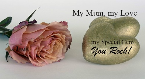 My Mum, my Love You Rock