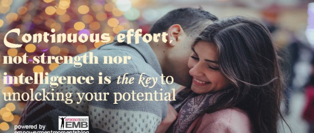 The Key To Unlocking Your Potential