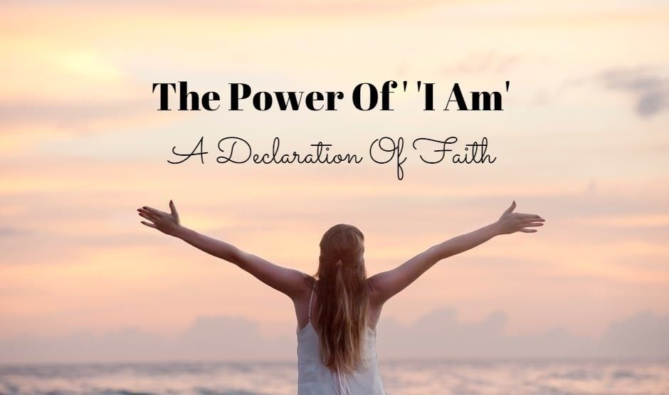Image result for Power of I Am pic
